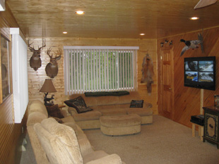 North Dakota Hunting and Fishing Lodge